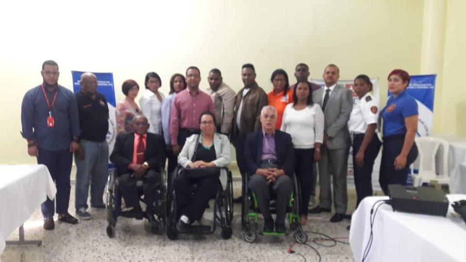 Mesa de trabajo de la Agenda Municipal de Desarrollo Inclusivo STO. DGO. Oeste