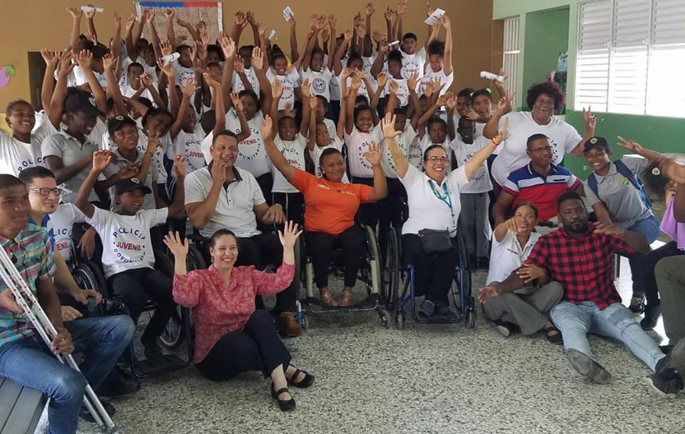 2do taller de Inclusión de las Personas con Discapacidad.