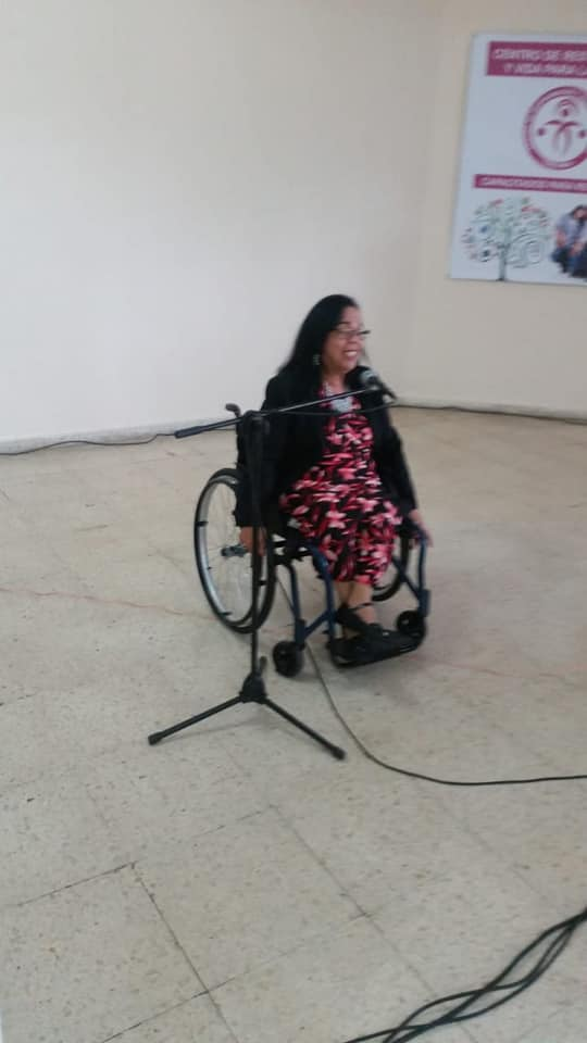 Conferencia para mujeres líderes del Municipo de Santo Domingo Oeste