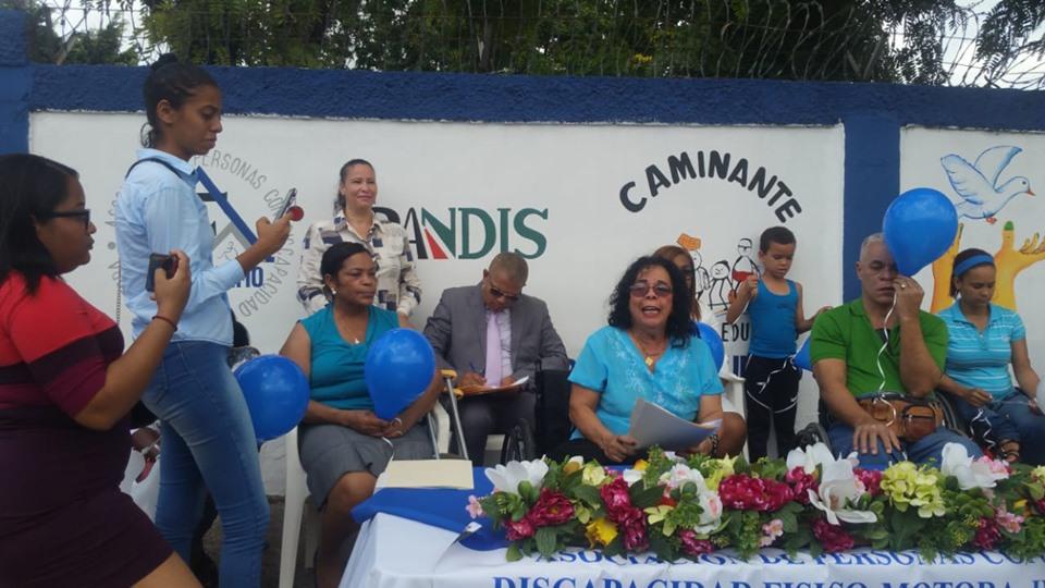 ASODIFIMO visibiliza en sus instalaciones la inclusión de las personas con discapacidad y la Cultura de Paz