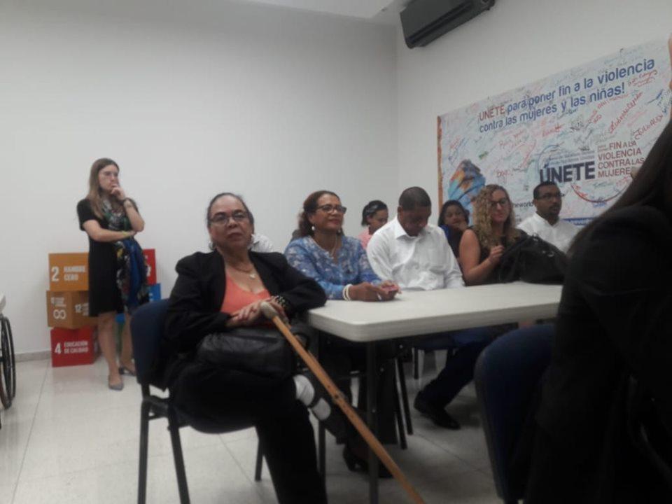 Conversatorio: «Convención sobre los Derechos de las Personas con Discapacidad, Marco Legal Nacional y Agenda 2030, como instrumentos de garantía de derecho»