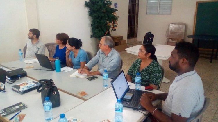 Reunión del equipo coordinador ampliado de RANDIS