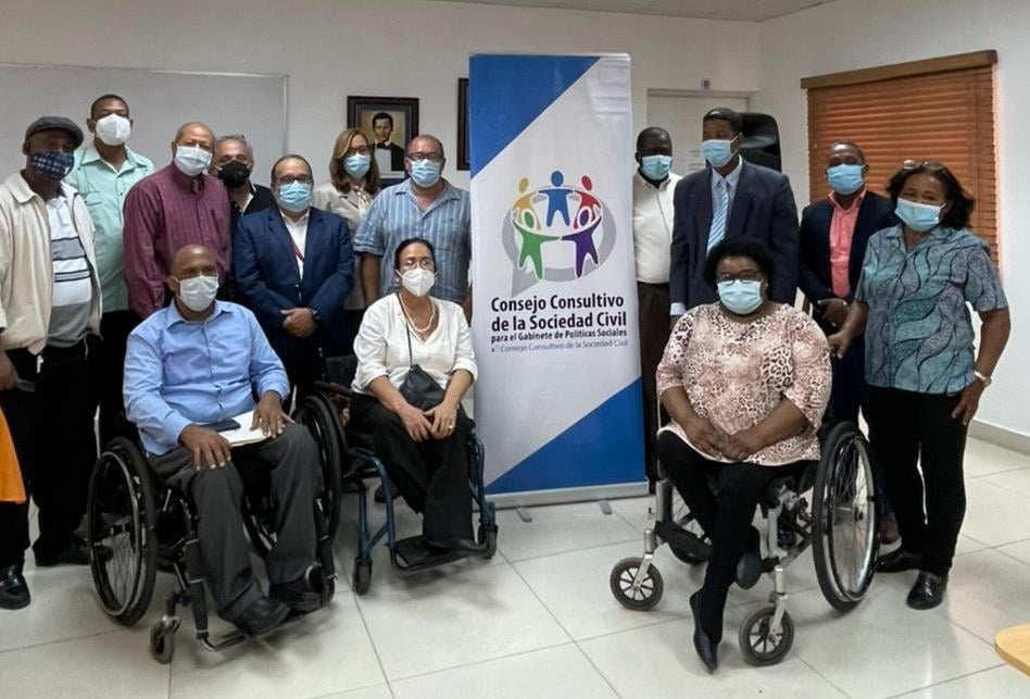 Taller técnico con los miembros del Consejo Consultivo de la Sociedad Civil