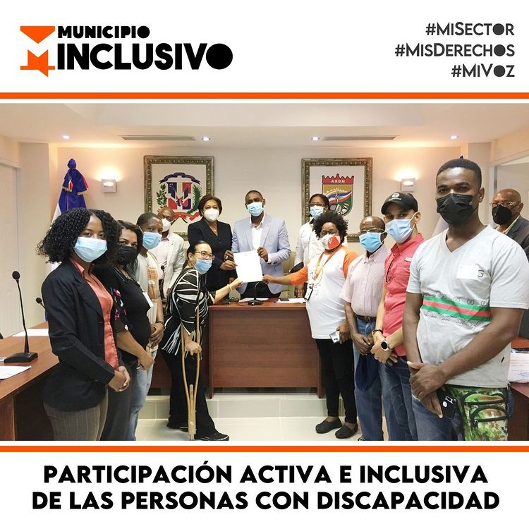Propuesta de Ordenanza Municipal Inclusiva a Concejo de Regidores y Regidoras.