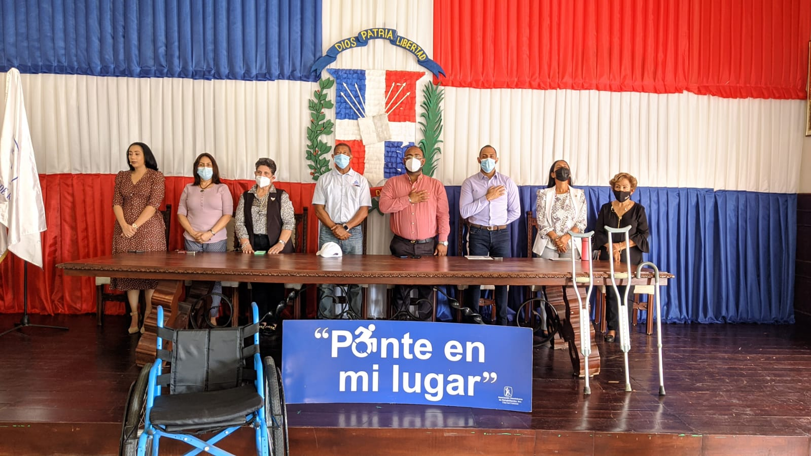 Participación charla DESAFIOS DE UNA SOCIEDAD INCLUSIVA.